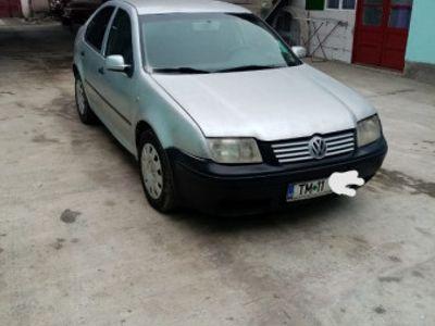 second-hand VW Bora 1,6