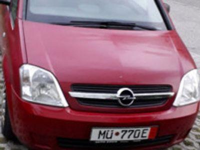 second-hand Opel Meriva 1.7 dti