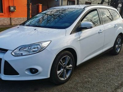 second-hand Ford Focus 2.0 Diesel 140 Cp 2014 Euro 5 Automat