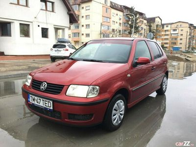 second-hand VW Polo 1.4 16V Clima 4 Uși Inmatriculat Ro