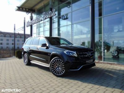 second-hand Mercedes GLS63 AMG