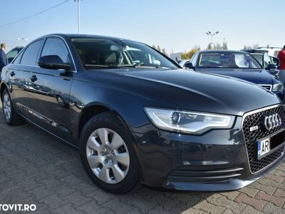 second-hand Audi A6 3.0 TDi 245 CP 2012 Euro 5 Automatic