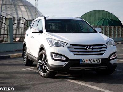 second-hand Hyundai Santa Fe MK3