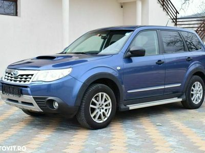 second-hand Subaru Forester 2.0XS