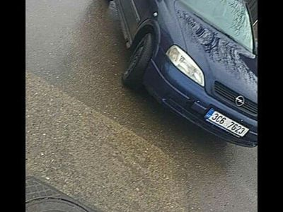 second-hand Opel Astra 1.6 benzina