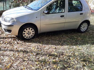 second-hand Fiat Punto 55000 km