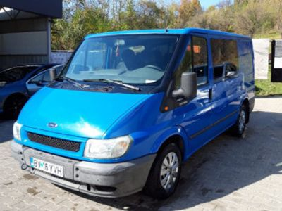 second-hand Ford Transit  2003 2.0 diesel