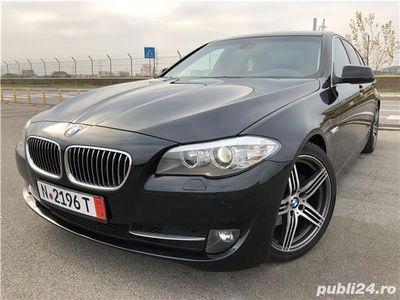second-hand BMW 520 F10 d 184Cp Euro Automata/Navi MARE/Semi-piele/Padele