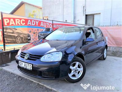 second-hand VW Golf V - 1,6 b - euro 4 - rate fixe egale fara avans