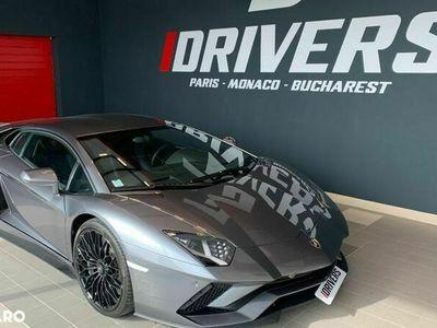second-hand Lamborghini Aventador S