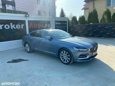 second-hand Volvo S90 D4