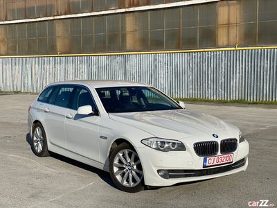 second-hand BMW 520 Seria 5 F11 d, 184 CP, Automat 8+1, Euro 5
