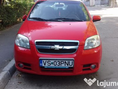 second-hand Chevrolet Aveo - primul proprietar, fara incidente