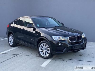 second-hand BMW X4 * 2016 *2.0 190 CP* X-Drive * Euro 6 * Automat * Xenon * Led *