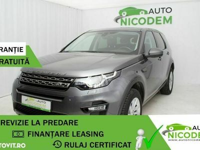 second-hand Land Rover Discovery Sport 2.0