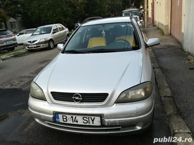 second-hand Opel Astra break euro 4