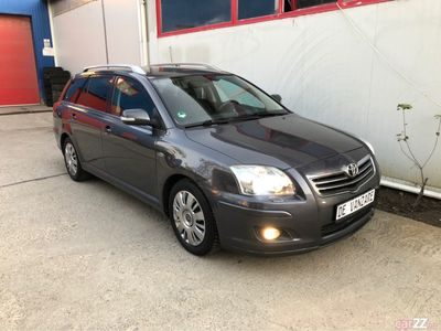 second-hand Toyota Avensis 2.2 Diesel 177 CP Fab 2008