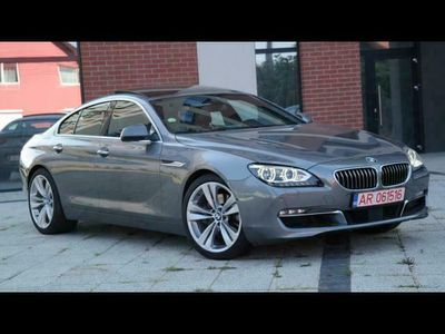 second-hand BMW 640 d Gran Coupe 4 BUTOANE Variante