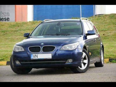 second-hand BMW 520
