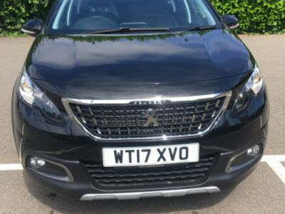 second-hand Peugeot 2008 SUV