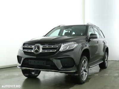 second-hand Mercedes GLS350