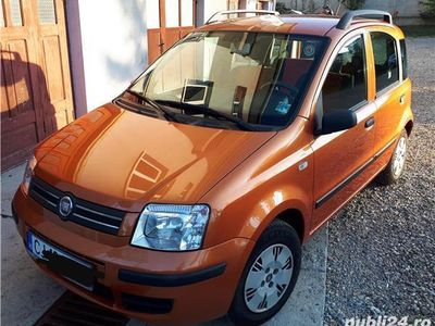 second-hand Fiat Panda 55000 km