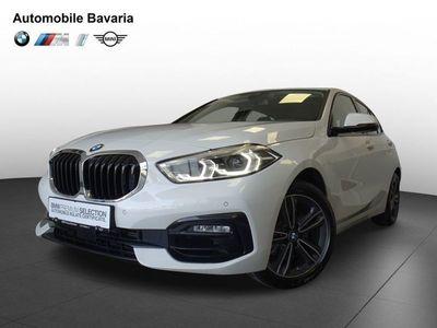 second-hand BMW 118 i Sport Line