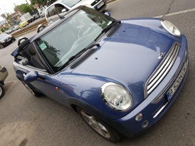 second-hand Mini Cooper Cabriolet 1.6i 16v