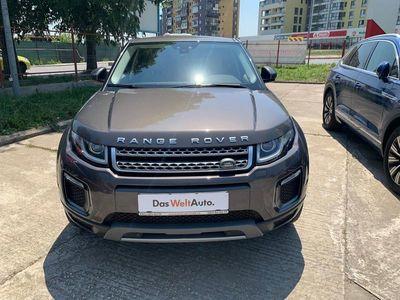 brugt Land Rover Range Rover evoque SE 2,0 eD4 e-Capability