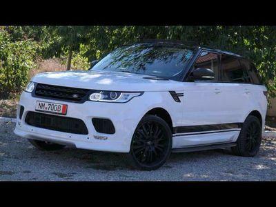 second-hand Land Rover Range Rover Sport 4x4 Pachet AC SCHNIT