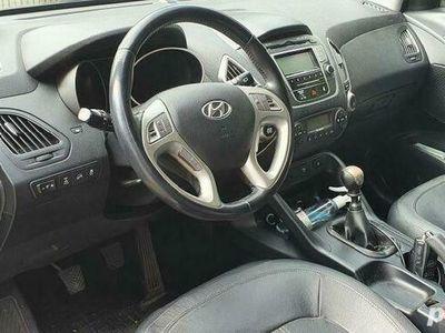 second-hand Hyundai ix35 negociabil
