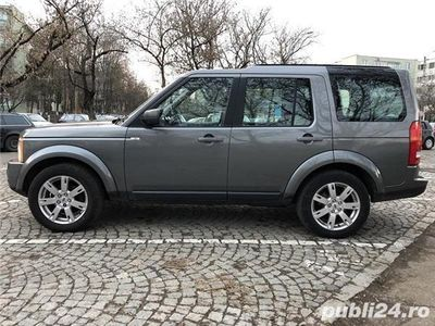 brugt Land Rover Discovery HSE 2,7 D Automatic 190 Cp Full
