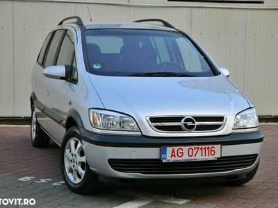second-hand Opel Zafira 1.8i