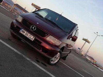 second-hand Mercedes V230 Vito