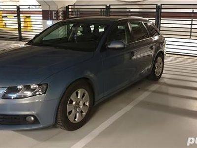 second-hand Audi A4 B8 -2011-Euro 5 Avant- raport cu istoric disponibil