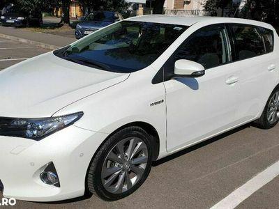second-hand Toyota Auris 1.8
