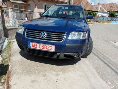 second-hand VW Passat b5.5 1.9 tdi