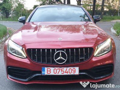used Mercedes C250 Coupe 63AMG Facelift Trapa Camera Alcantara Na