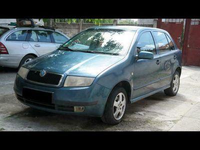second-hand Skoda Fabia ( Vw Polo ) - an 2004, 1.4 Tdi (Diesel)