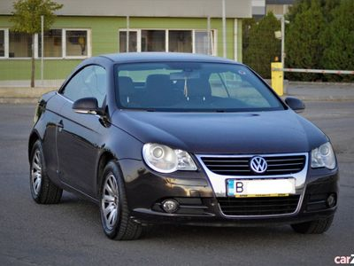 second-hand VW Eos 1.4 TSI 122CP