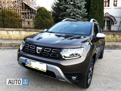 second-hand Dacia Duster Prestige 2019 0 Km 1.5 Blue DCi 115 CP 4x4