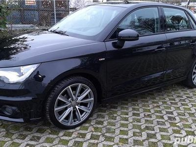 second-hand Audi A1 1.2 TFSi 88 Cp 2013 Euro 5 S-Line Import Germania