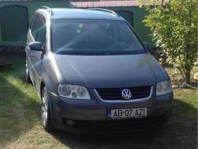 second-hand VW Touran 1.9 tdi