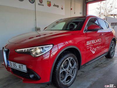 second-hand Alfa Romeo Stelvio 2.2