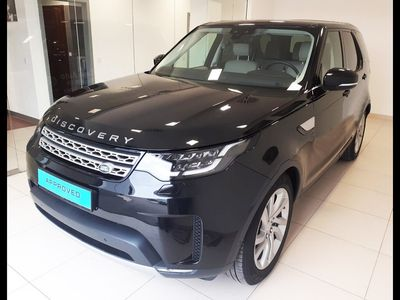 second-hand Land Rover Discovery ALL-NEW3.0 SDV6 HSE