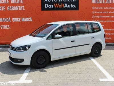 second-hand VW Touran Trendline 1,6 TDI