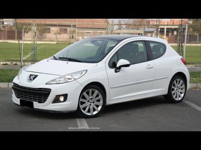 second-hand Peugeot 207 rc gti gt euro 5, 1.6 turbo (benzina), an 2011