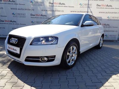 second-hand Audi A3 Sportback 1.6 TDI Attraction