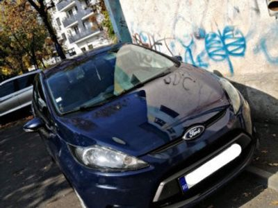 second-hand Ford Fiesta 1,4 TDCi 2011