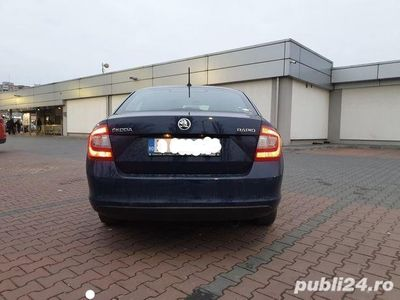 second-hand Skoda Rapid 1.6 Tdi 116hp